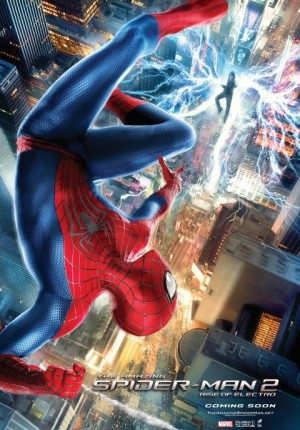 THE AMAZING SPIDER-MAN 2 RISE OF ELECTRO