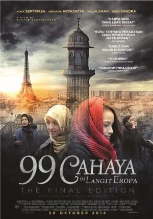 99 CAHAYA DI LANGIT EROPA THE FINAL EDITION